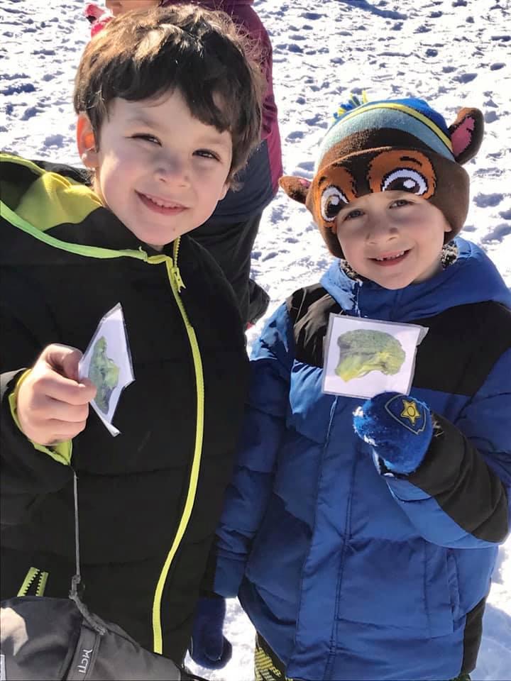 West Bath School Winter Games 2020 Week 2