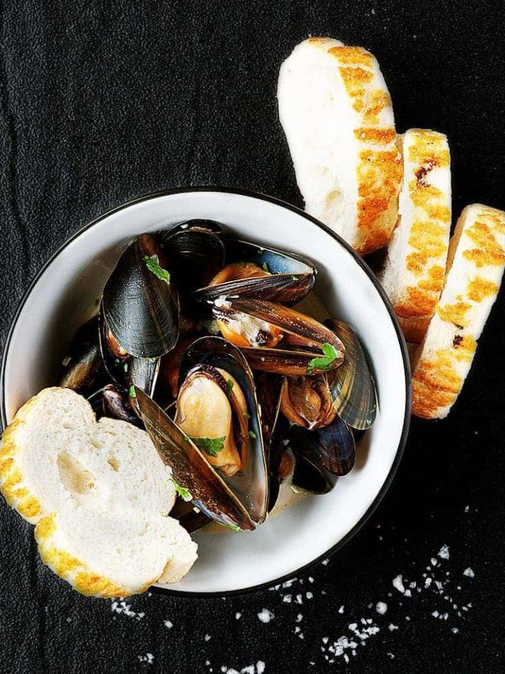 Best mussels recipe