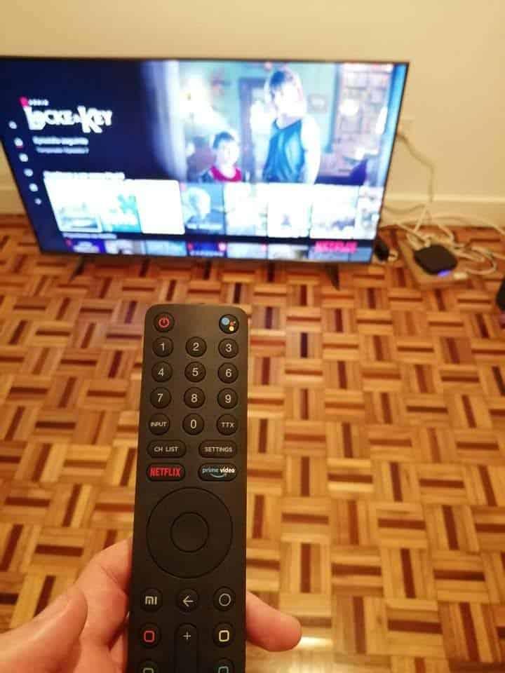 Mi SmartTV 4S