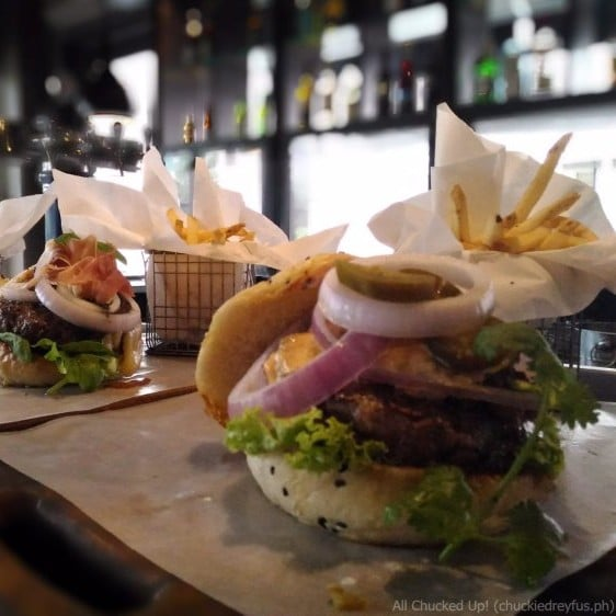 Premium Wagyu Burgers at Village Tavern, BGC – A world of goodness!