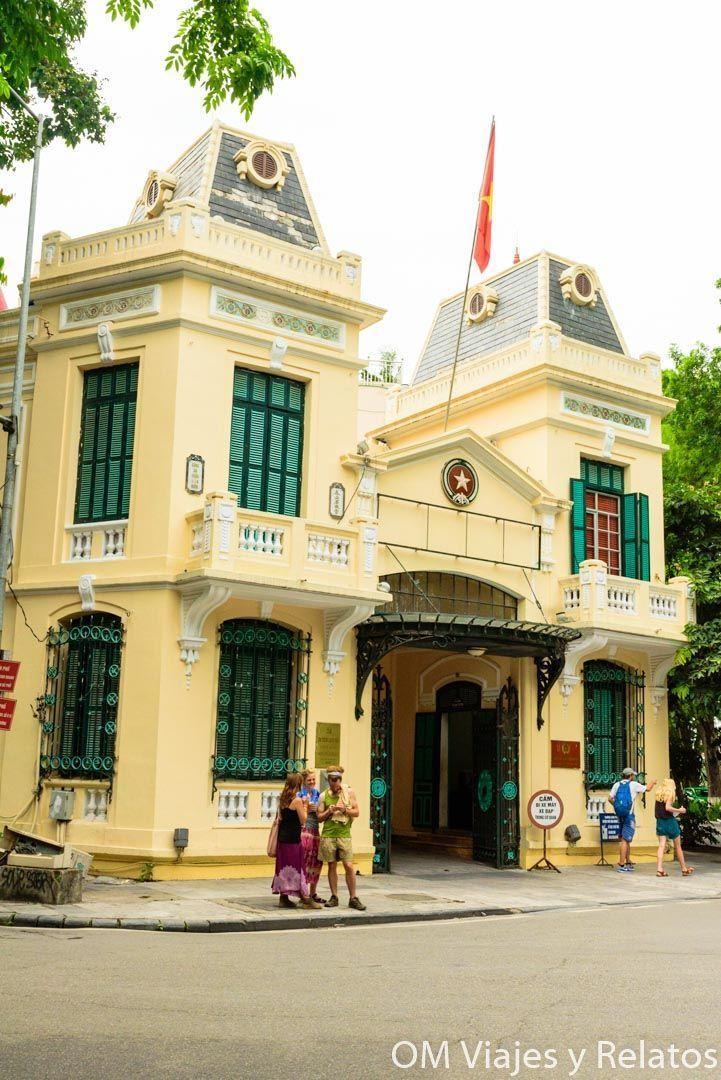 Barrio Francés Hanoi: French Quarter
