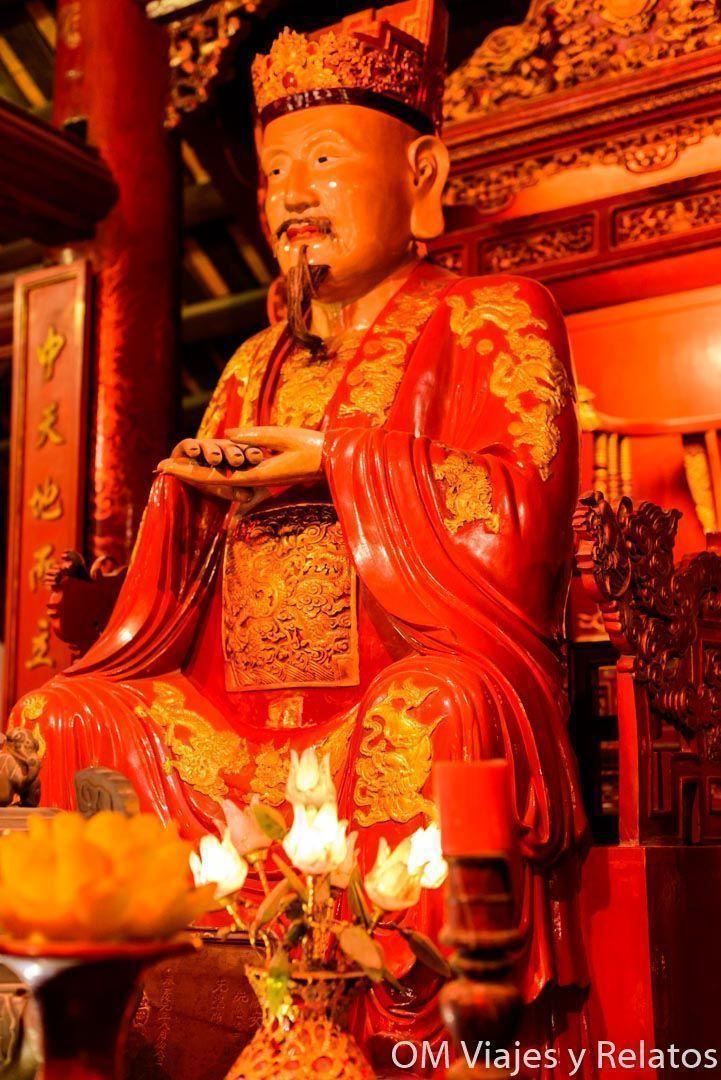 Que ver en Hanoi: Templo de la Literatura
