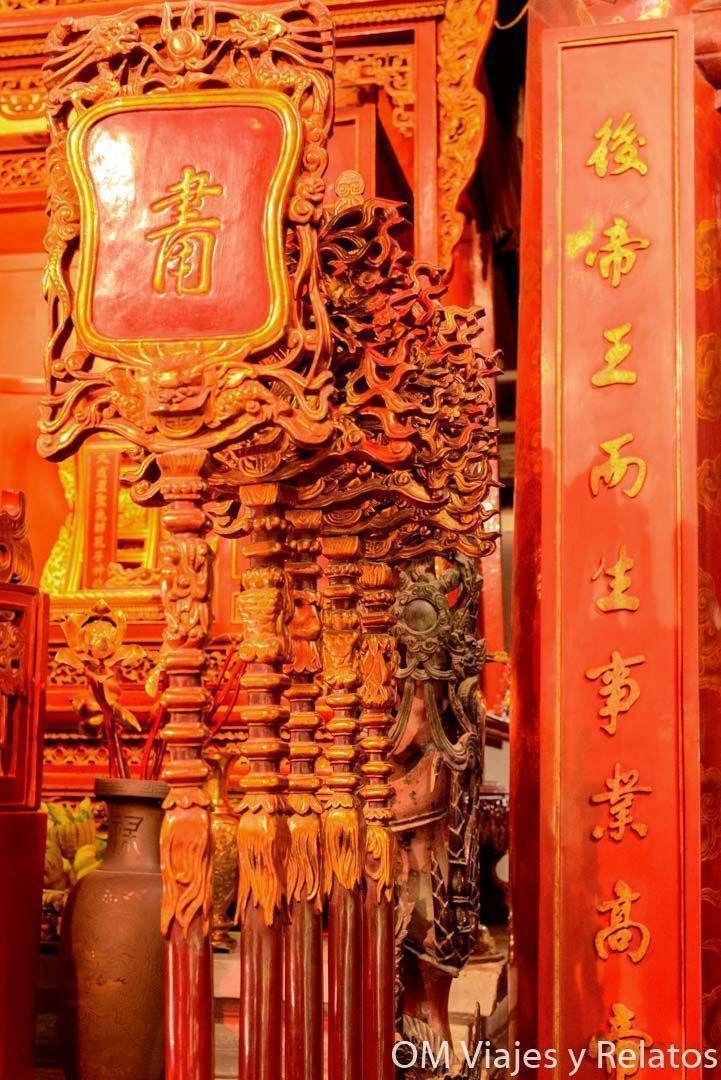 lugares que ver en Hanoi