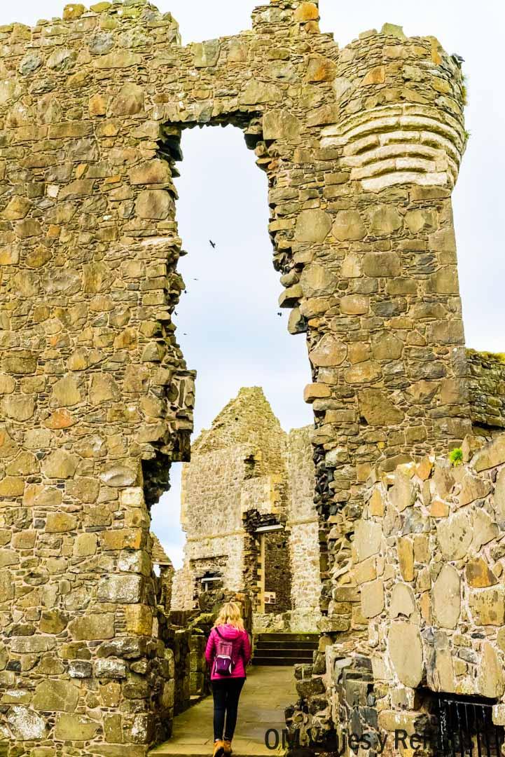 rutas-por-Irlanda-Dunluce-Castle