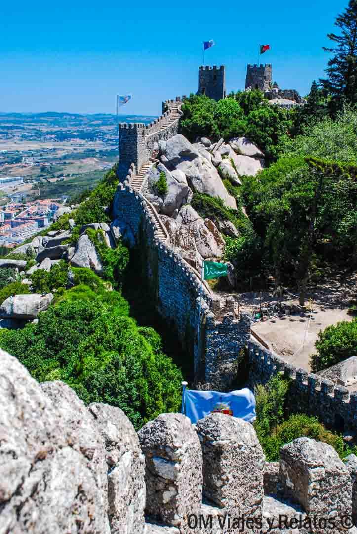 Castillo-Sintra-Portugal