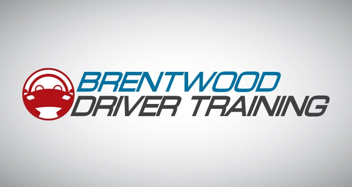 Brentwood driver training logo