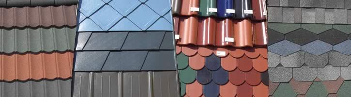 Виды кровельных материалов для крыши 1