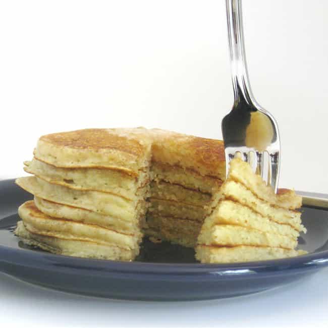 cream-of-wheat-pancakes-fork