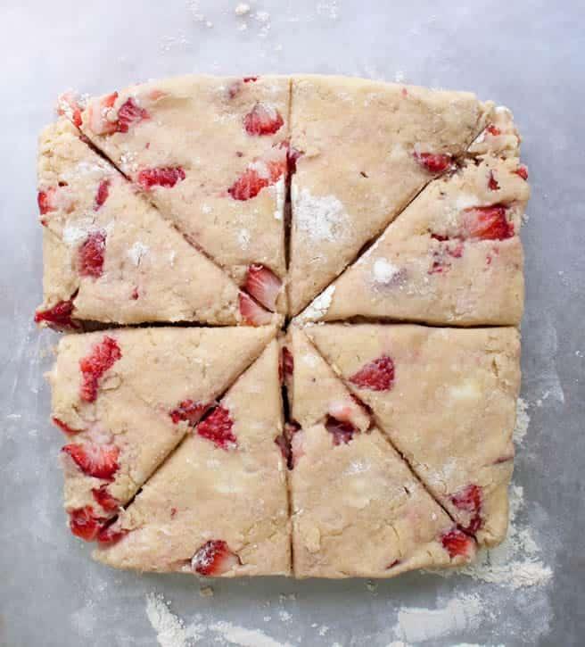 strawberry cream scones-2