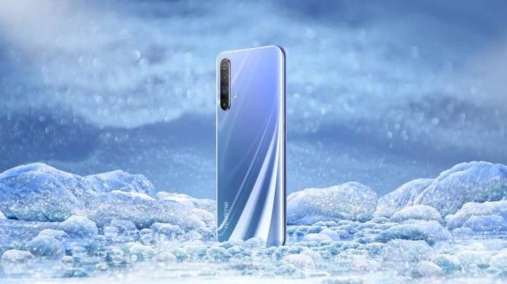 Realme X50 5G: