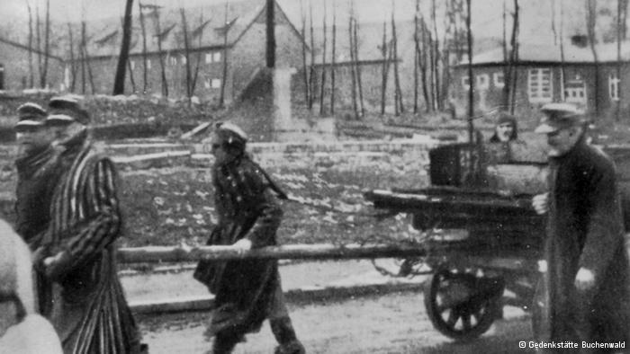 Buchenwald nazis SS
