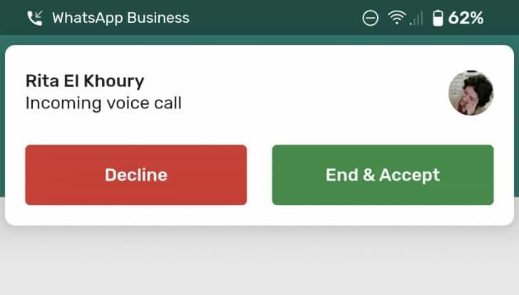 WhatsApp tem grandes