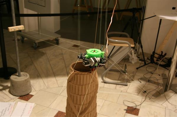 Уникальное устройство 3D принтера