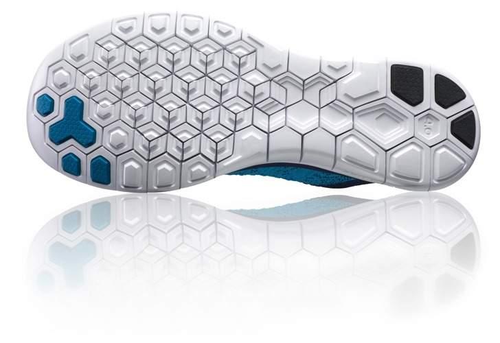 Nike Free 4.0 v4 подошва