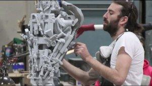 3D принтеры в кино макеты