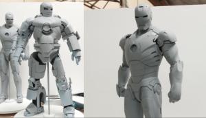 3D принтеры в кино железный человек