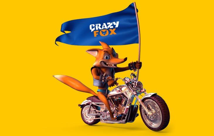 crazyfox casino recension