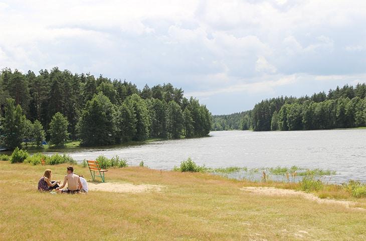 пляжный отдых в подмосковье Лучшие места для пляжного отдыха в пределах Подмосковья Lyublyana