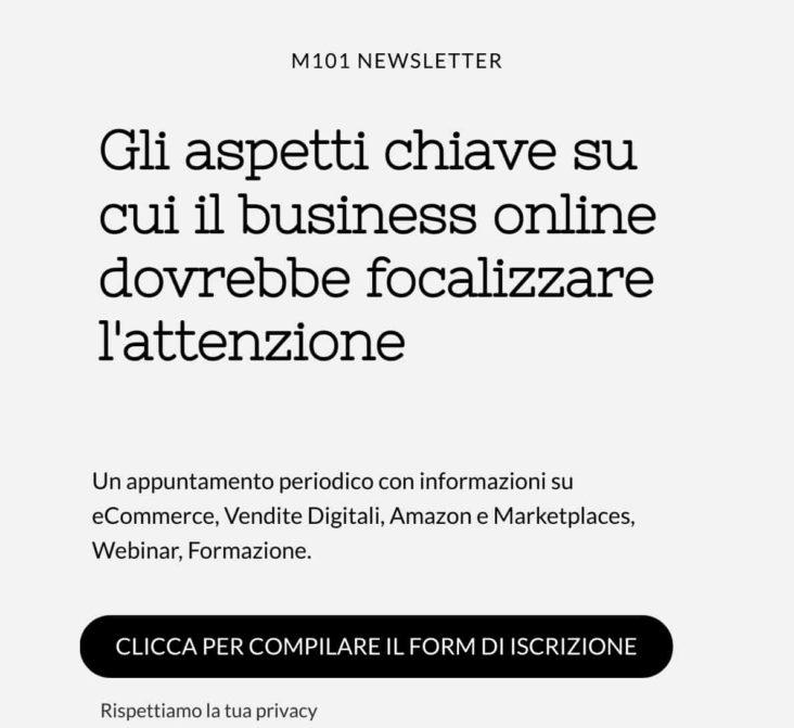 iscrizione-newsletter-m101