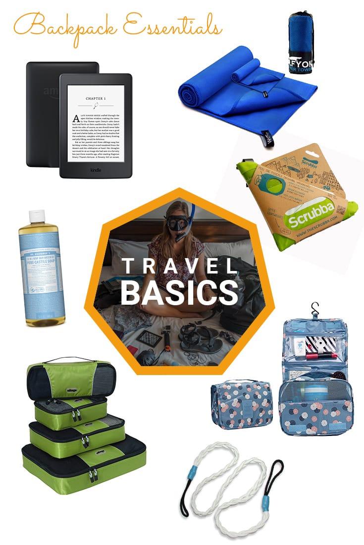 Gift Ideas - Travel Basics