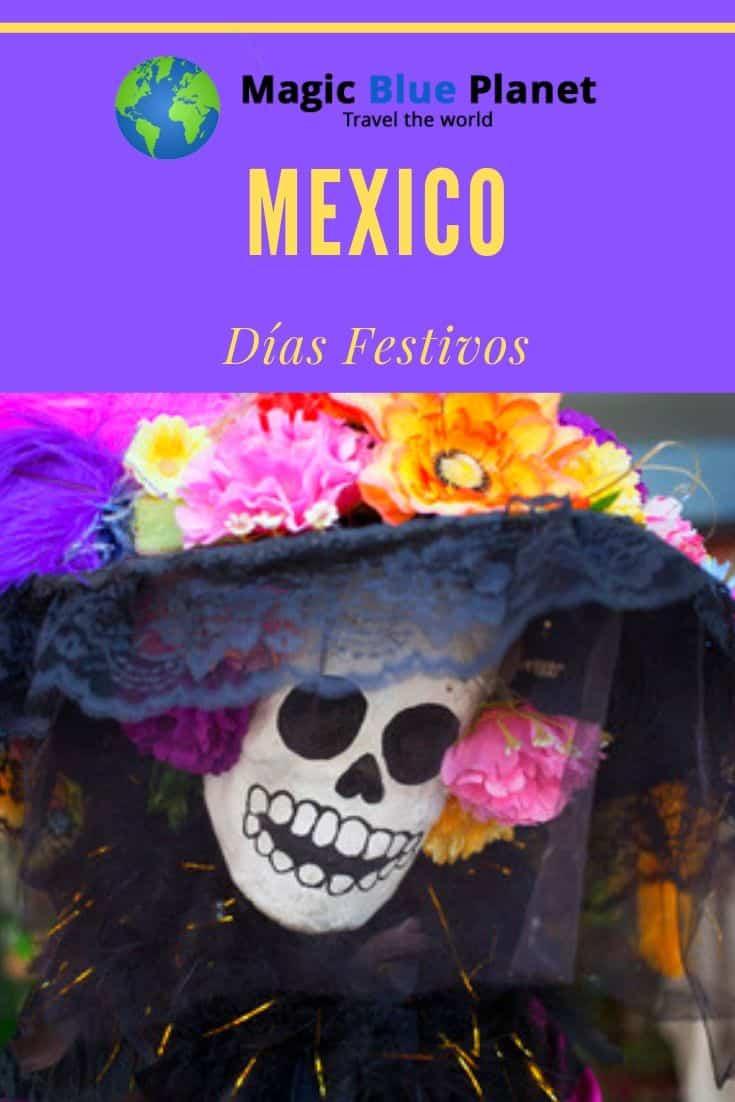 Días festivos en México - Pin 1