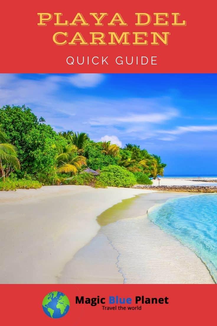 Playa del Carmen Guide Pin 3 EN