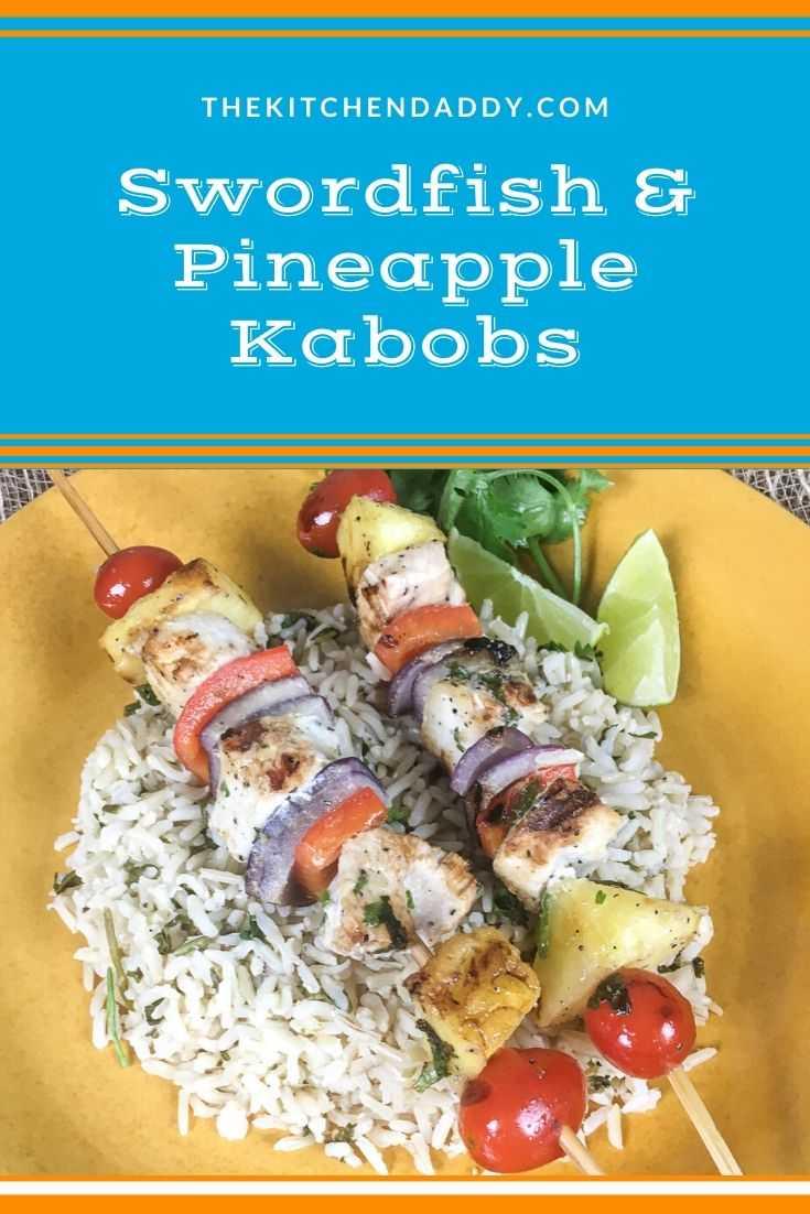 Pineapple Kabobs