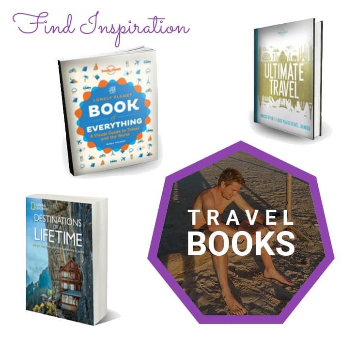 Gift Ideas - Travel Books