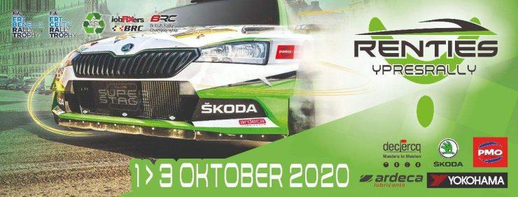 ypres rally oktober 2020