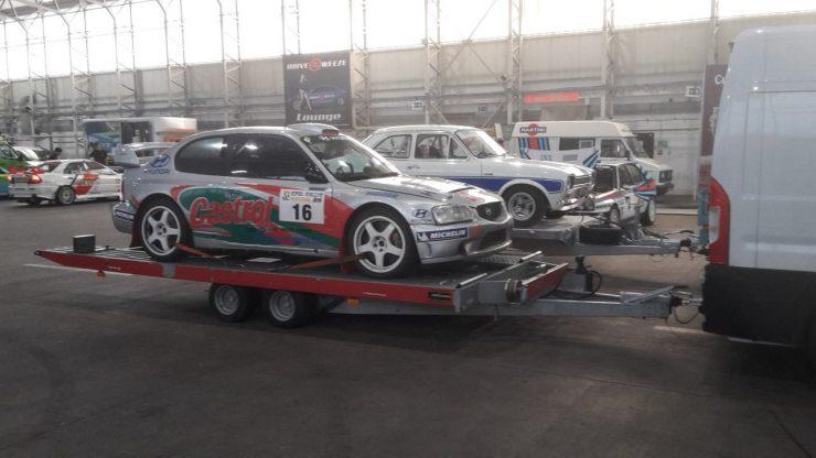 Rally Club Holland - Testdag - 2020