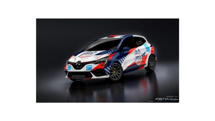 Renault Clio Rally5 - PTR - 2021