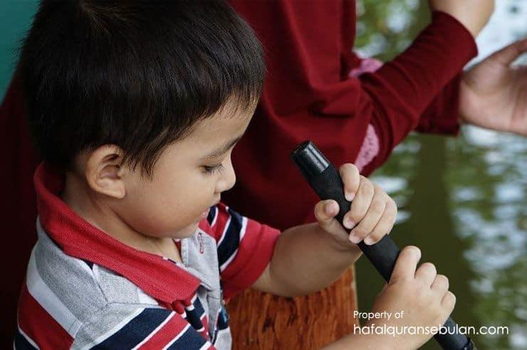 Karantina Hafal Quran Sebulan - Mendidik Anak