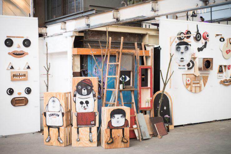 ARTMUC Stroke Artfair Kunst Messe Munich München - ISARBLOG