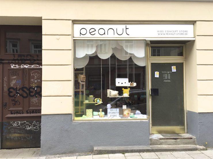 Peanut Store Peanut Shop Peanut München Peanut Haidhausen / Foto: ISARBLOG
