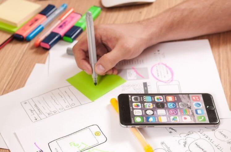 diseño desarrollo app