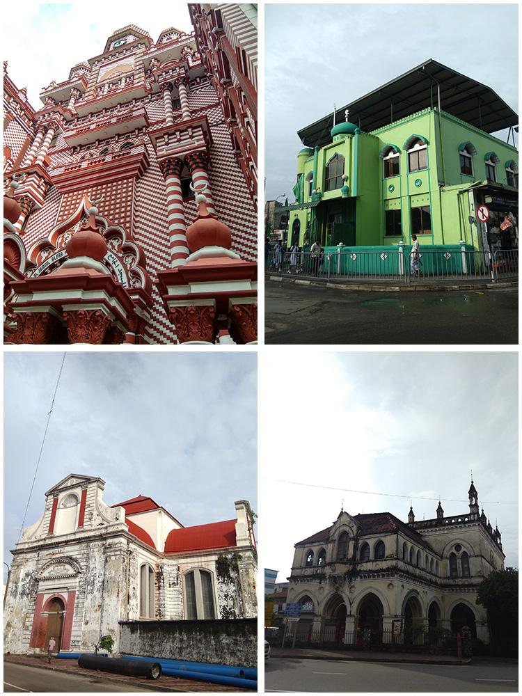 Beberapa tempat di Colombo