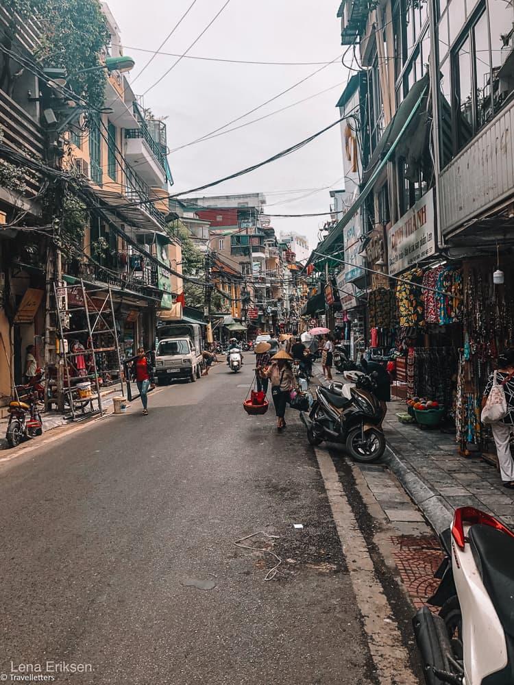 Hanois gater