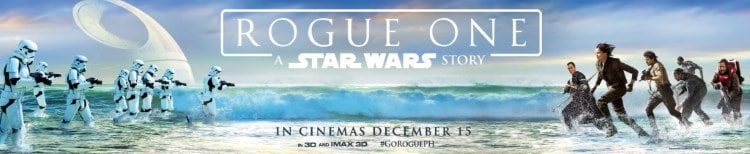 Rogue One - A Star Wars Story - mural - Sky Dome - SM North Edsa