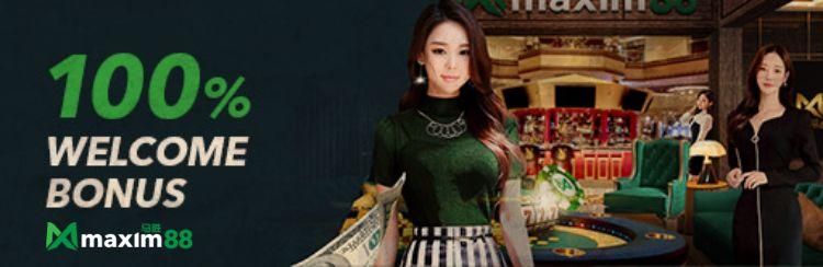 Maxim88 Casino Bonus