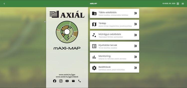 mAXI-MAP