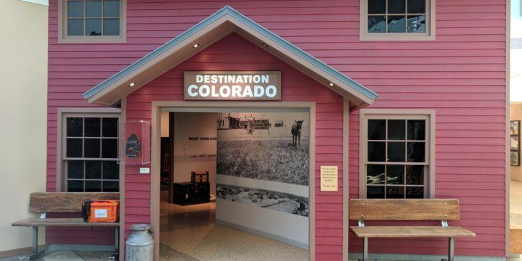 Explore colorado's history in denver