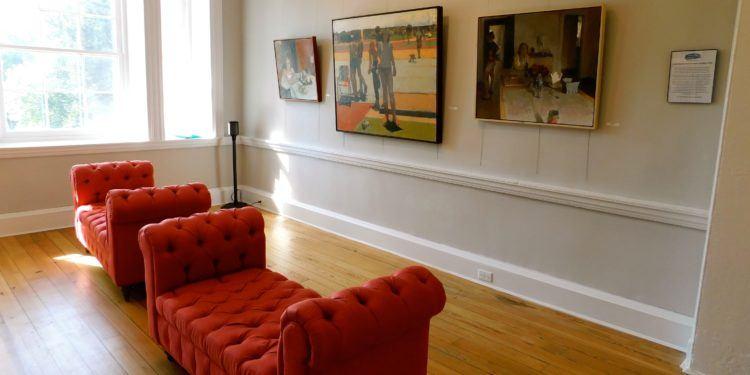 The gallery at the blackburn inn