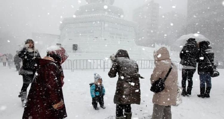Snowiest Cities in the World