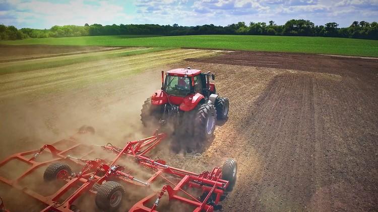 Delo 600 ADF a mezőgazdasági gépeknél is alkalmazható