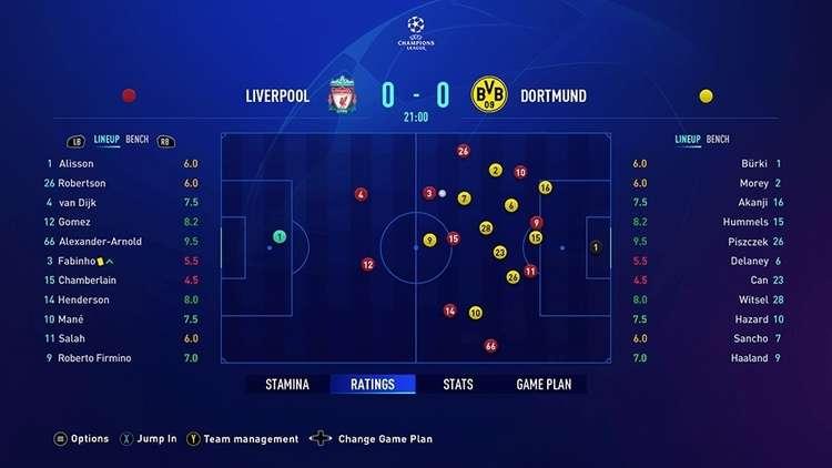 modo carreira FIFA 21