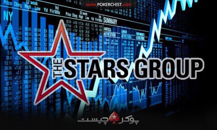 درآمد PokerStars