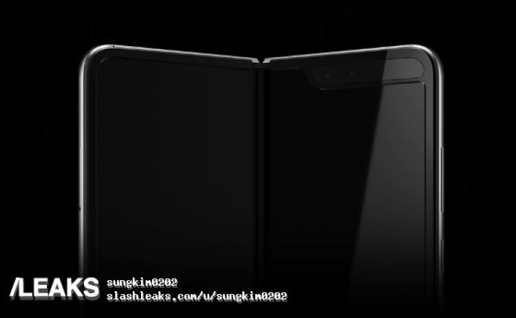 design do samsung galaxy fold