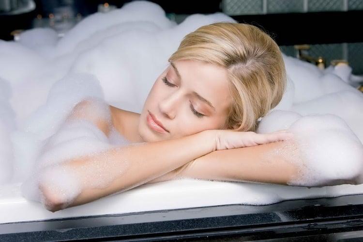 Как сделать пену для ванны в домашних условиях