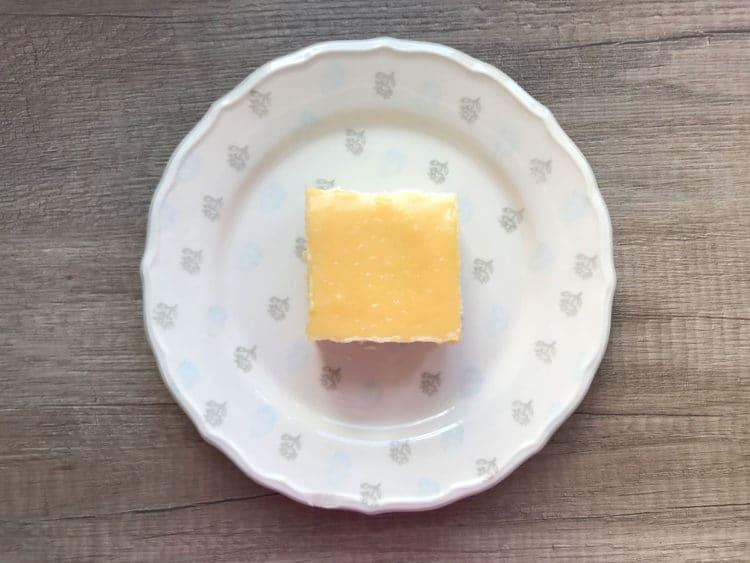 Ekspresowy sernik cytrynowy z lemon curd