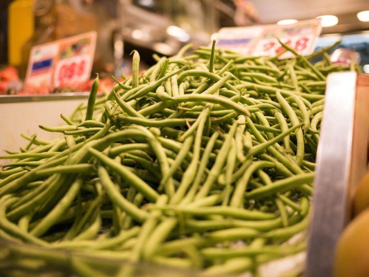 Fasolka szparagowa a układ pokarmowy